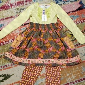 Matilda Jane two piece outfit